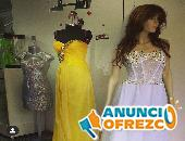 vendo almacen de alquiler de vestidos de novia