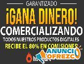 GENERA INGRESOS COMERCILAIZANDO PRODUCTOS DIGITALES
