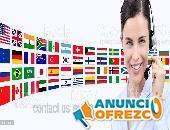 Servicio de traducciones inglés-español-inglés