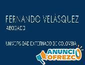 FERNANDO VELÁSQUEZ ABOGADO