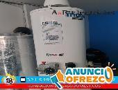 Fabricacion de Calentadores de Acumulacion y Capsulas