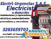 Servicio  técnico de electricista Bogotá