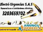 Electricista, Armenia,La magdalena El chico, country ,Usaquen,centro.