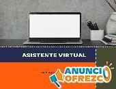 Asistente virtual - Diseño canva