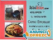 equipo para arroz frito, wolkinn
