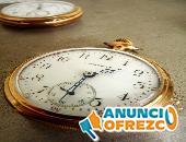 Relojería Calvo mas de cien años arreglando relojes en Bogota, Cambiamos toda clase de pilas