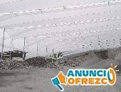 Invernaderos para obras civiles