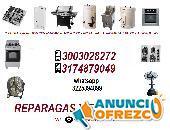 reparacion de hornos a gas y hornos electricos en cali cel 3003028272
